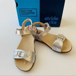 NIB Stride Rite sandals